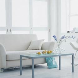 plissee ohne bohren befestigung mit klebe und klemmhaltern. Black Bedroom Furniture Sets. Home Design Ideas